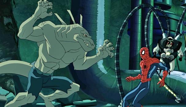 Divirta-se com a estreia de Ultimate Homem-Aranha neste sábado, dia 21 (Foto: Divulgação/Reprodução)