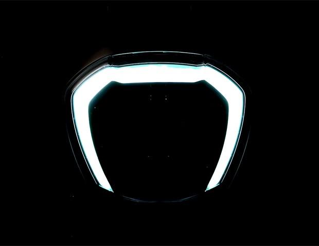 Nova Ducati estradeira tem visual semelhante ao da Diavel atual (Foto: Divulgação)