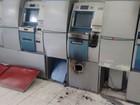 Bandidos arrombam caixa eletrônico do Banco do Brasil em Olinda