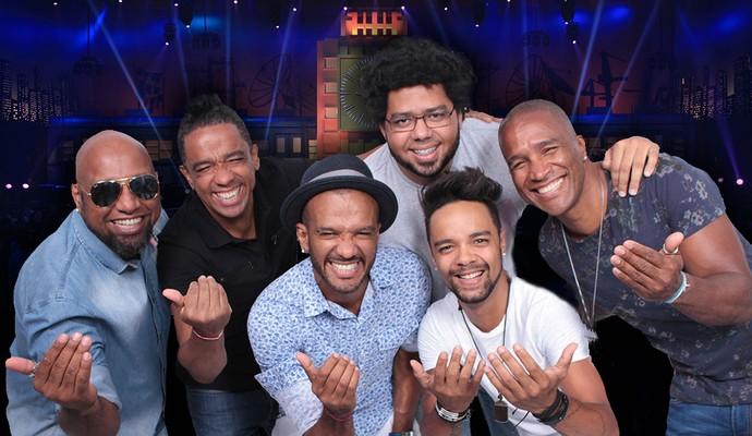 Grupo Bom Gosto (Foto: divulgação)