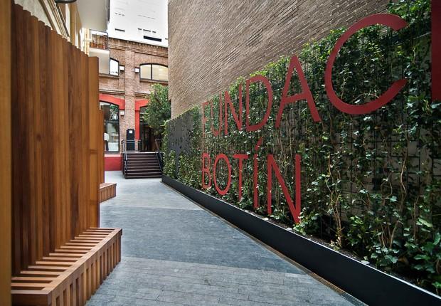 Sede da Fundação Botín na Espanha (Foto: Reprodução/Facebook)