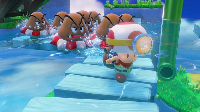 Captain Toad: Treasure Tracker  (Foto: Divulgação)