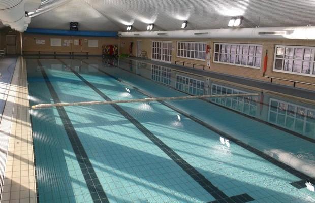 A piscina pública (Foto: Divulgação)