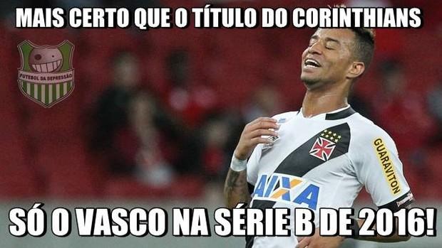 Zoação - vasco x Fluminense