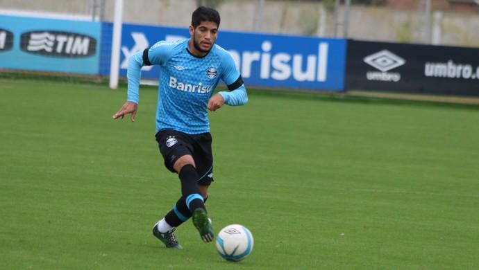 Guilherme Amorim Grêmio (Foto: Eduardo Moura/GloboEsporte.com)