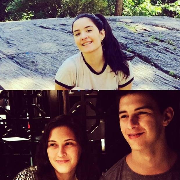 Beatriz, Laura e Vinícius, os filhos de William Bonner e Fátima Bernardes (Foto: Instagram)