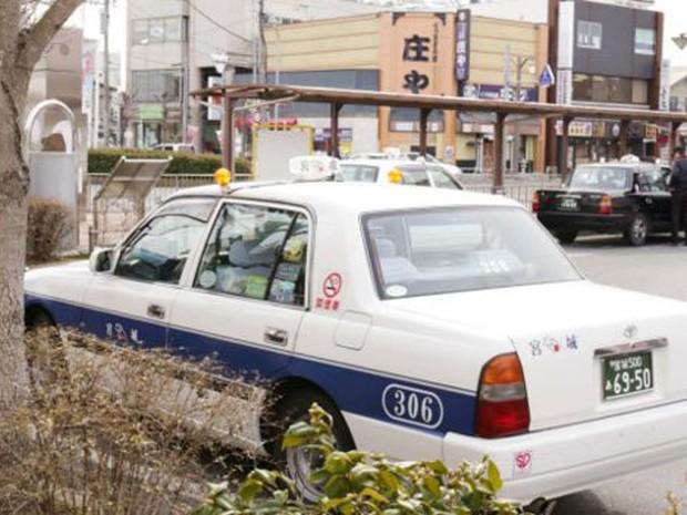 Muitos taxistas na cidade de Ishinomaki relataram histórias de fantasmas (Foto: BBC)