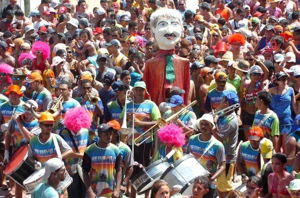 Carnaval de Sergipe acontece na capital e nas cidades do interior (Foto: Divulgação )