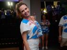 Ex-BBB Ana Paula curte camarote de Gilberto Gil no carnaval de Salvador