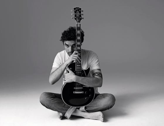 O músico Davi Moraes  (Foto:  Luiz Tripolli)