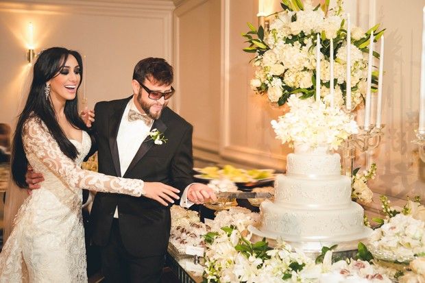 Marina Elali e JC Salvatierra (Foto: Arquivo pessoal)