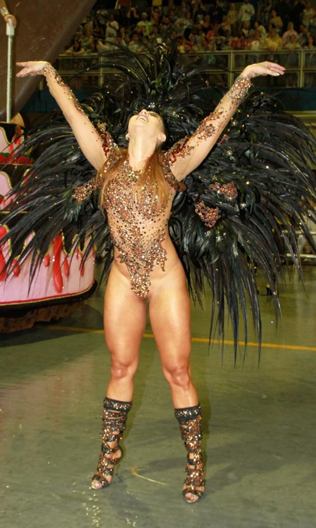Thais Bianca (Foto: Amauri Nehn/ Brazil News)
