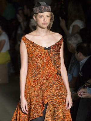 Ao longo da trama, Giovanna vai se envolver com o mundo da moda (Foto: Felipe Monteiro/ Gshow)