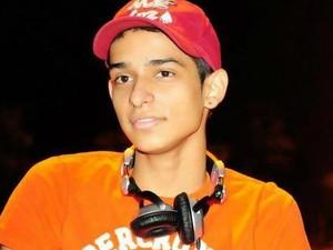 Gladstone de Oliveira, 19, foi morto com um tiro na cabeça, em Goiânia (Foto: Arquivo pessoal)