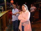 Jovem faz pedido de casamento surpresa durante a festa da Pecuária