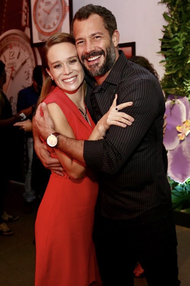 Mariana Ximenes e Malvino Salvador (Foto: Manuela Scarpa/Brazil News)