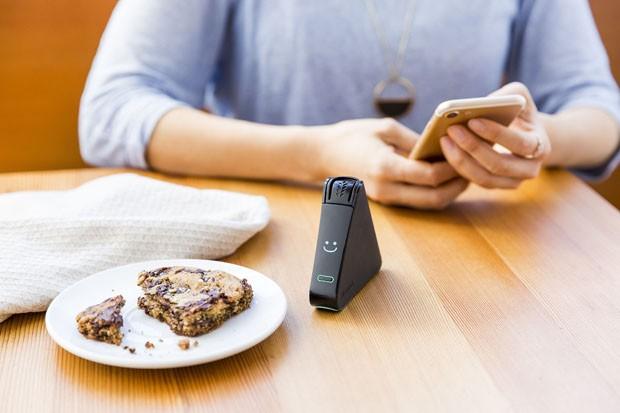 Gadget identifica se comida tem ou não glúten (Foto: Divulgação)