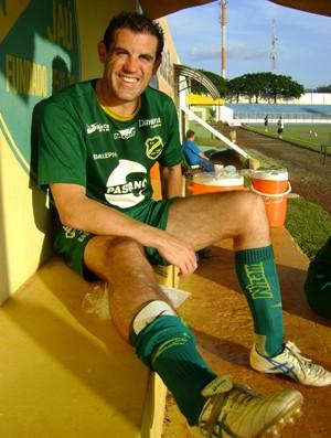 Finazzi, jogador do XV de Jaú (Foto: Alan Schneider/GLOBOESPORTE.COM)