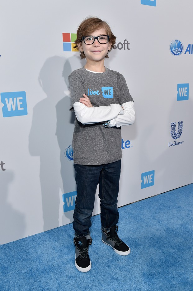 Jacob Tremblay (Foto: AFP)