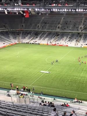 arena da baixada atlético-pr x dom bosco-mt copa do brasil (Foto: Thiago Ribeiro)