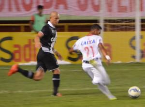 Torcida do Rio Branco vibrou muito com gol que garantiu segundo jogo contra o Vasco (Foto: Duaine Rodrigues)
