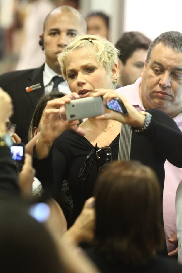 Xuxa  (Foto: Marcos Ferreira / FotoRioNews)