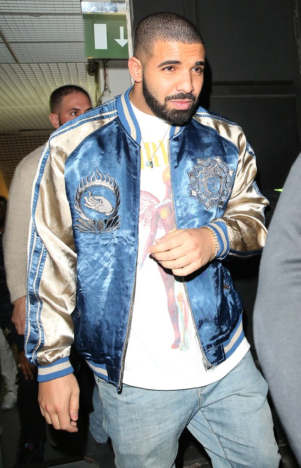 Drake (Foto: Grosby Group)