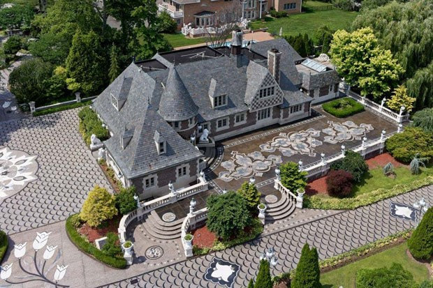 """Mansão de """"O Grande Gatsby"""" está à venda por R$265 milhões (Foto: Reprodução)"""
