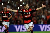Flamengo vence o Atlético-MG no Maracanã e sai na frente na semifinal