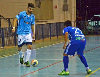 Taubaté Futsal (Foto: João Gibier/ Top 10 Comunicação)