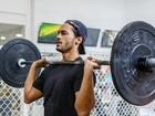 Fotos: Raphael Viana coloca músculos e resistência à prova no crossfit!