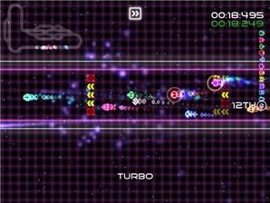 Super Laser Racer gameplay