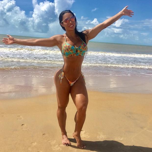 Gracyane Barbosa (Foto: Reprodução/Instagram)
