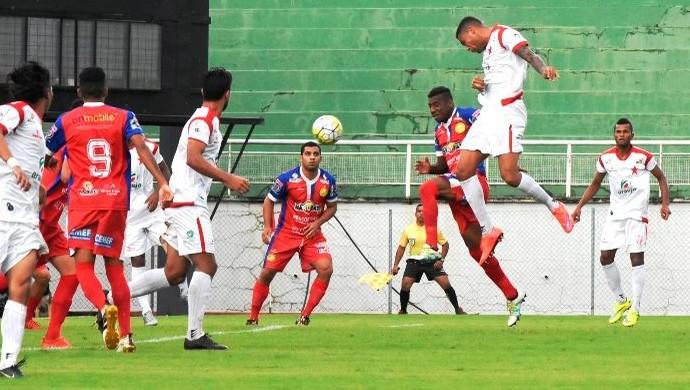 Rio Branco vence Plácido de Castro por 4 a 1 no Florestão   (Foto: Manoel Façanha/arquivo pessoal)