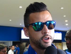 Fábio Cruzeiro (Foto: Gabriel Duarte)