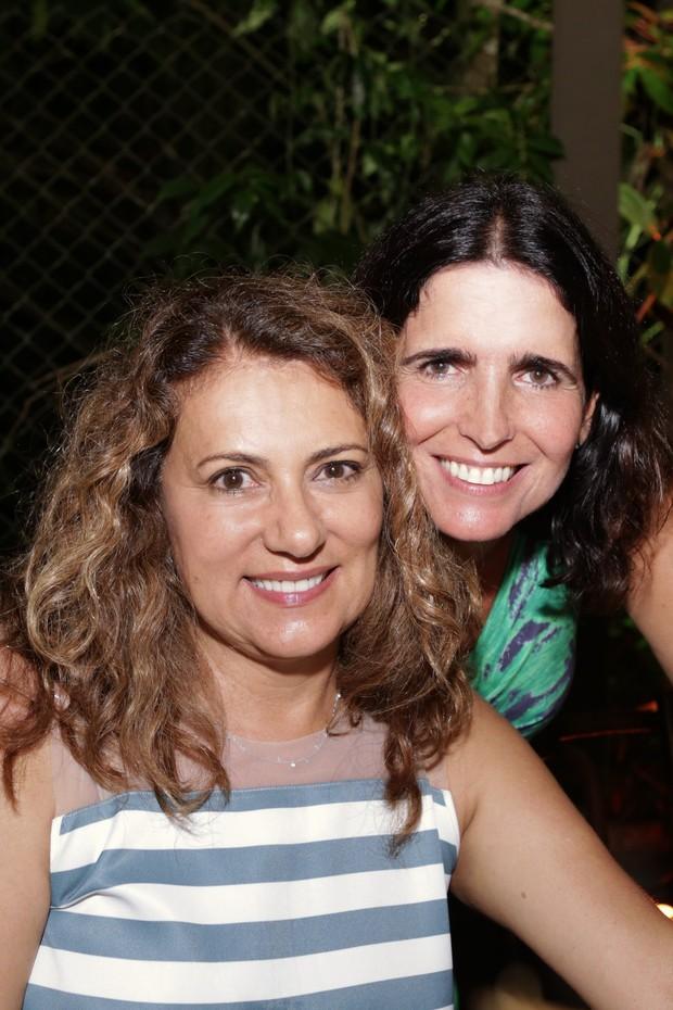 Patrícia Travassos e Malu Mader (Foto: Vera Donato e Gianne Carvalho / Divulgação)