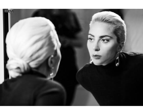 Lady Gaga é o novo rosto da marca de joias Tiffany & Co.. A cantora apresentará seus hits no Super Bowl domingo (5) (Foto: Divulgação)