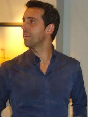 Edu Gaspar, gerente de futebol do Corinthians (Foto: globoesporte.com)