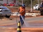 Consumo de água no DF aumentou 15% no período de seca, diz Caesb