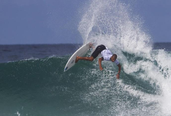 Surfe - WCT Rio de Janeiro - David do Carmo (Foto: ASP/Daniel Smorigo)