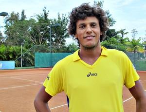 Feijão tênis João Souza Rio de Janeiro (Foto: Alexandre Cossenza)