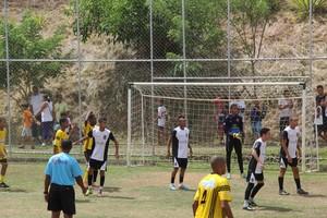 Equipe Volante foi a campeã do torneio regional de Futebol de 7 (Foto: Divulgação/PMPS)