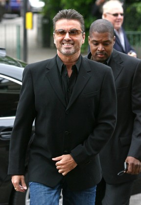 George Michael (Foto: Chris Young / AFP)