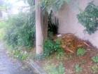 Sem limpeza, área preocupa morador de Piracicaba: 'serve de esconderijo'