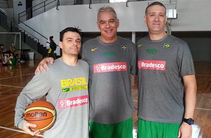 Zanon, Cristiano, Júlio basquete (Foto: Divulgação/NBB)