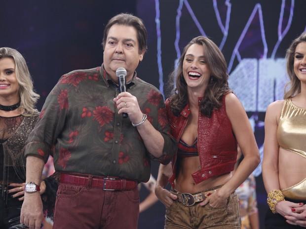 Luiza Módulo caçou bailarinas por Belo Horizonte, Brasília e Recife (Foto: Ellen Soares / Gshow)