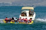 Considerado berço de milagres, o Mar da Galileia se tornou um grande parque aquático