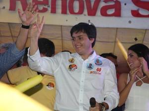 Candidato diz que assumirá prefeitura de São Miguel do Tapuio  (Foto: Reprodução/Facebook )
