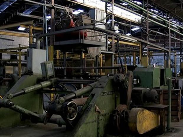 Indústria Crise JG (Foto: Reprodução: TV Globo)