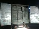 Homem é preso com 125 mil maços de cigarros contrabandeados no PR